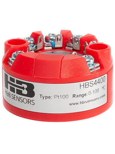 HBS4400 Temperature Transmitter.