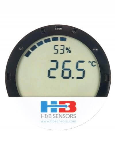 HBS5600 Temperature Transmitter & Indicator.